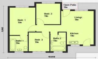 Free House Plans by Free Printable House Blueprints Free House Plans South