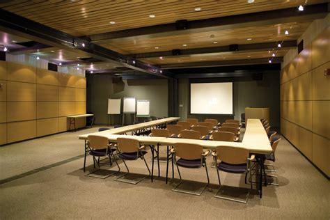 seminar style layout facility rental corning museum of glass