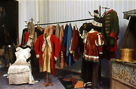Theatre Wardrobe by Castle Theater Installations