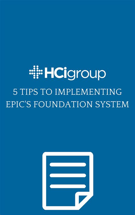 Epic Implementation Consultant by Ehr Implementation The Hci Epic Implementation
