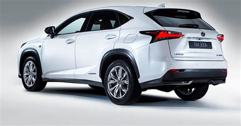 lexus crossover update1 2015 lexus nx300h and nx200t f sport revealed
