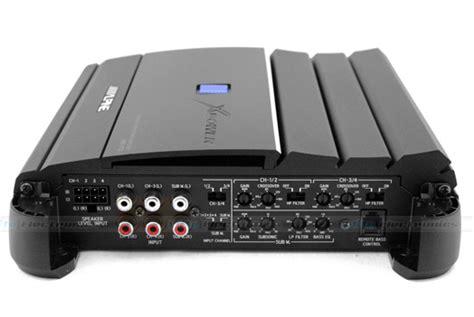 Power 4 Ch Alpine Pmx F640 alpine mrx v70 5 channel 1200w lifier