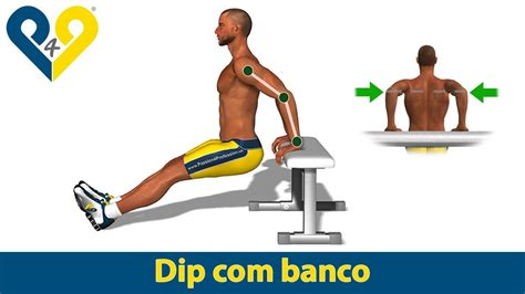 Banc Dips by Tr 237 Ceps Banco