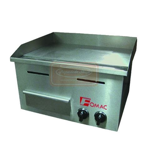 Pemanggang Crepes jual counter top gas griddle grl g718 jual mesin
