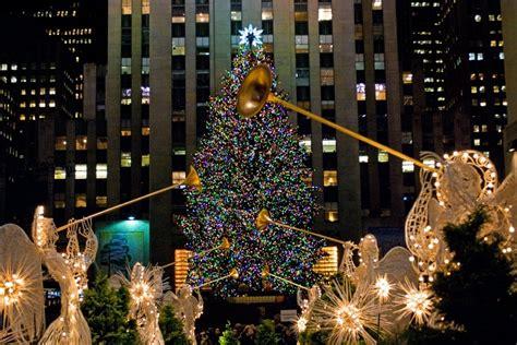 arbol de navidad new york navidad en nueva york lost in new york