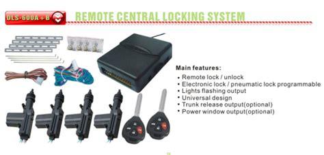 Alarm Silicon Universal 100 real waterproof easy installation remote