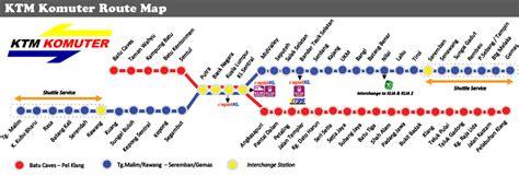 Ktm Malaysia Route Map Rail Services To Klia2 Klia Ekspres Klia Transit