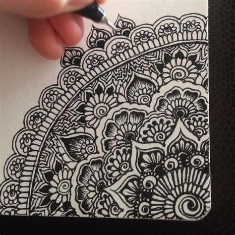doodle drawing designs best 25 mandalas ideas on mandala mandala
