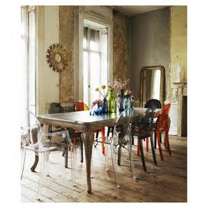 sedia louis ghost kartell by philippe stark