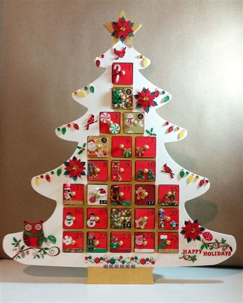 Handmade Wooden Advent Calendar - 1365 best images about on nativity