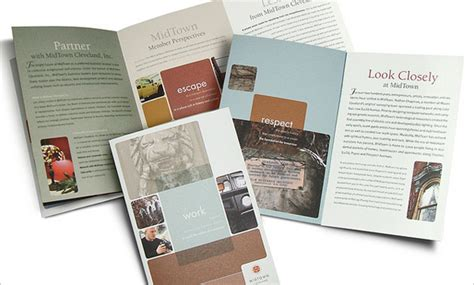 design leaflet elegant 5 things to consider when designing a brochure
