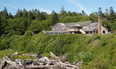 kalaloch lodge cabins olympic national park alltrips