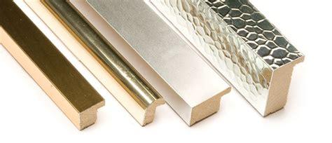 cornici in metallo lpm cornici per quadri metallo metallo