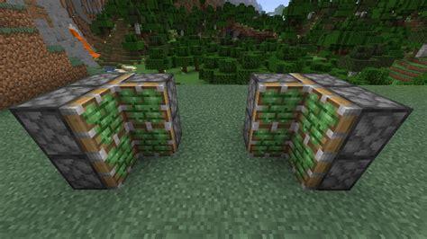 build hidden doors minecraft