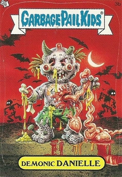 How Do I Get An Ebay Gift Card - free garbage pail kids demonic danielle 3b other trading cards listia com