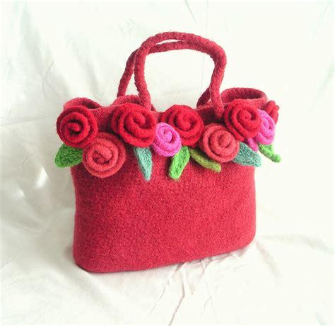 free crochet rose bag pattern free crochet rose bag pattern dancox for