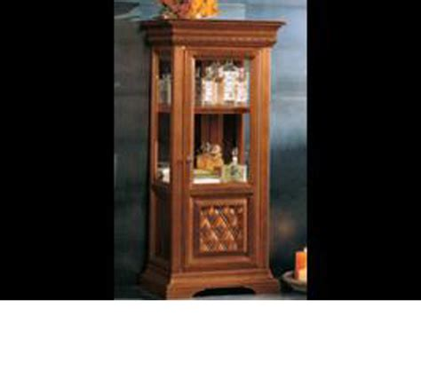 Display Cabinets Dining Room Furniture Dreamfurniture Phedra Walnut 1 Door Dining Display Cabinet