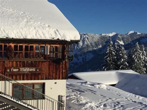 haus matschwitz mitten im skigebiet 夏貢斯haus matschwitz的圖片 tripadvisor
