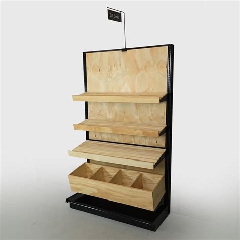 Pantyliner Nat H Best Product wood bread shelf display bakery racks dgs retail