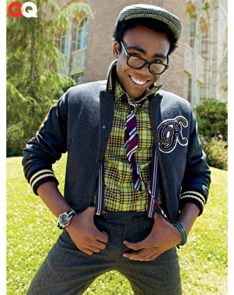 childish gambino jacket the insider donald glover for gq september 2011 the