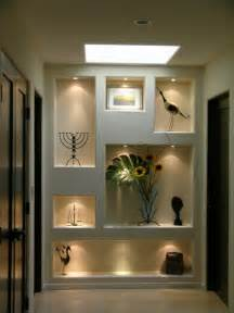 lighting suggestion for wall niche