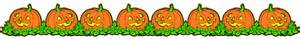 Printable Halloween Pumpkin - this free printable halloween border features ghosts black cats 2 gclipart com