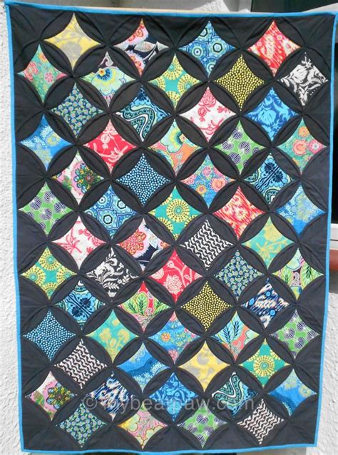 Window Quilt Fabric by 25 Unique Cathedral Window Quilts Ideas On