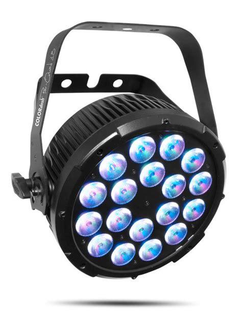 color dash colordash par 18 led wash light chauvet professional