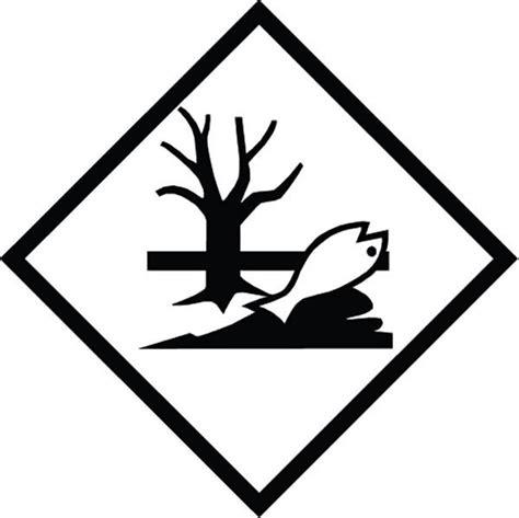 Marine Pollutant Sticker
