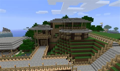 minecraft village house design house designs update screenshots show your creation minecraft forum