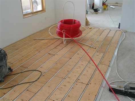 Us Floor Heating by Thermofin Radiant Heat Transfer Plates Radiant Engineering