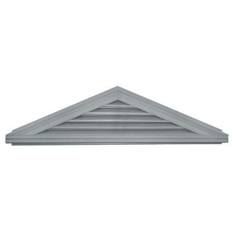 Triangular Gable Builders Edge 5 12 Triangle Gable Vent 030 Paintable