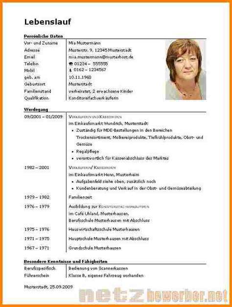 Tabellarischer Lebenslauf Berufserfahrung Vorlage 13 Tabellarischer Lebenslauf Berufserfahrung Resignation Format