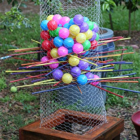 backyard kerplunk game enjoying the outdoors with backyard games outdoors and