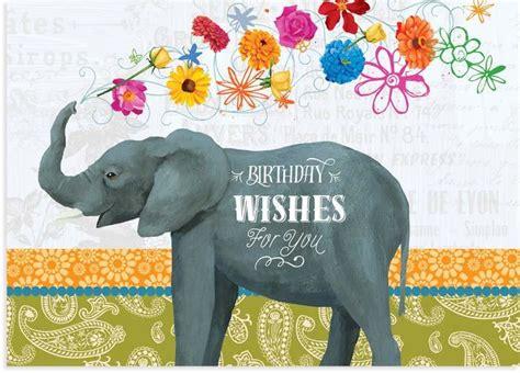 Elephant Birthday Cards Image Gallery Elephant Birthday