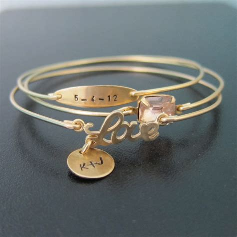 5 Great Jewelry Gifts by Personalized Wedding Jewelry Personalized Anniversary