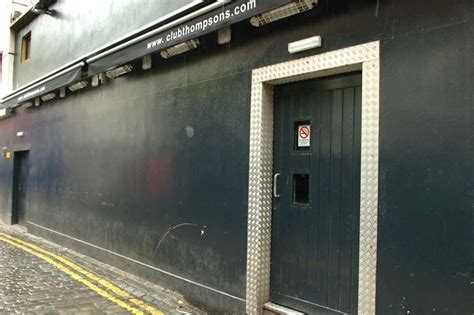 belfast club thompsons garage quot removes employee from staff