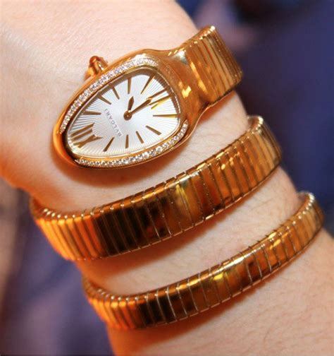 luxury fashion bvlgari snake gold by ailsalu on
