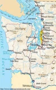 washington and oregon coast map washington state coastal towns quotes