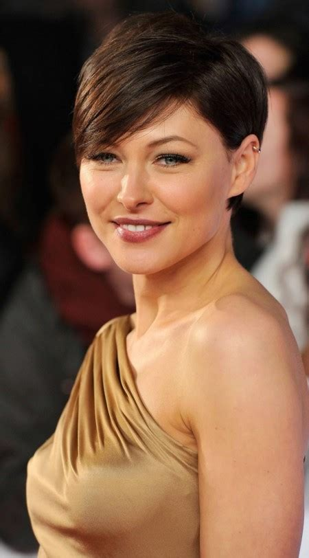 Emma Willis Hair on Pinterest   Emma Willis, Short
