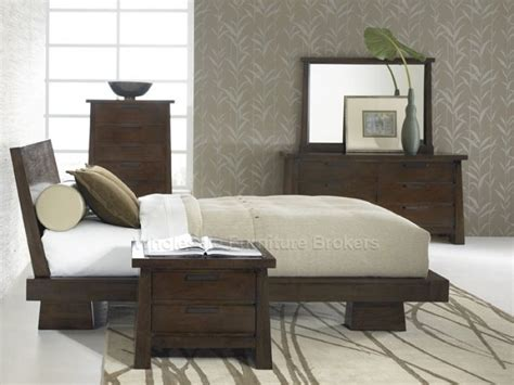 Zen Furniture Zen Bedroom Furniture