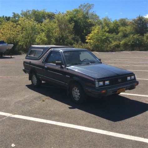 1985 subaru brat for sale 1985 subaru brat classic subaru other 1985 for sale