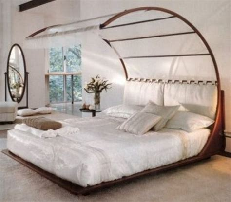unique canopy bed cool canopy unique beds pinterest