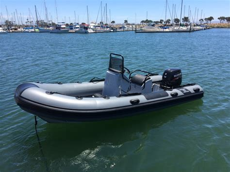 rib boats san diego 2015 inmar 520r pt rigid hull inflatable boat for sale in