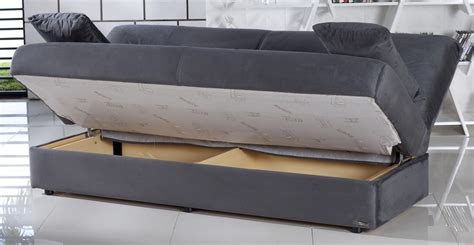 flip flop sofa bed with storage hereo sofa