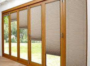blinds for door folding doors folding doors blinds
