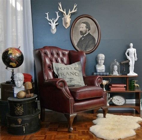 vintage living room chairs top 7 chesterfield captains chairs create your vintage