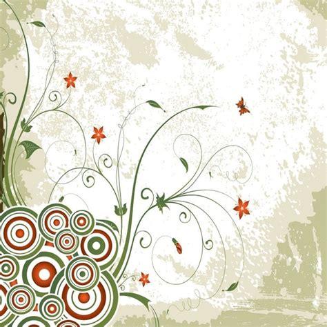swirl background pattern free download vintage swirl floral background vector free vector in