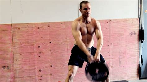 kettlebell swing alternative plates work better than kettlebells t nation