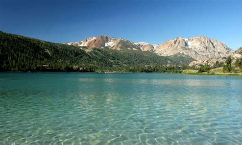 lakes in southern california for boating june lake california fishing cing boating alltrips
